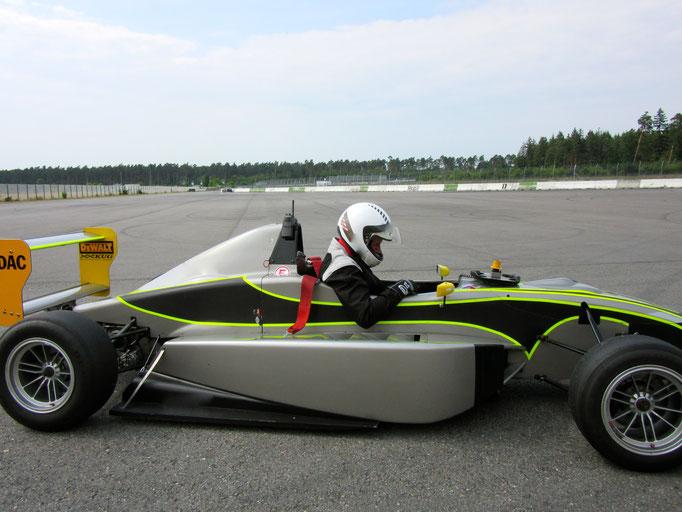 Formel 1 selber fahren Deutschland