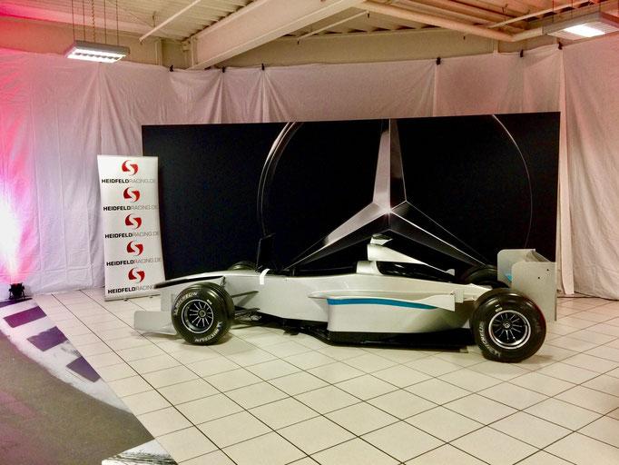 Mieten Formel 1 Simulator