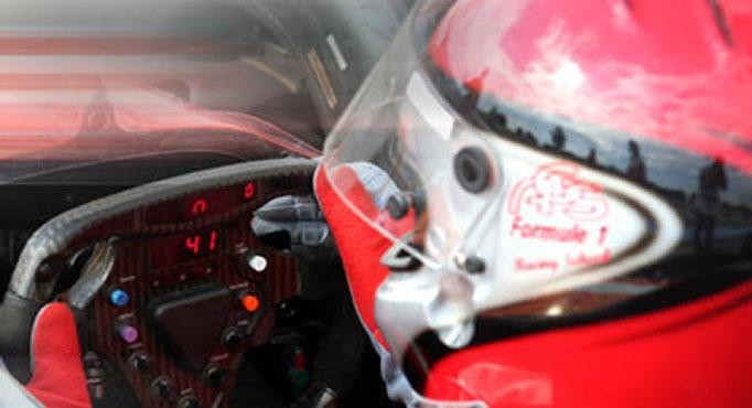 Le Luc Rennstrecke formel 1 Rennwagen fahren