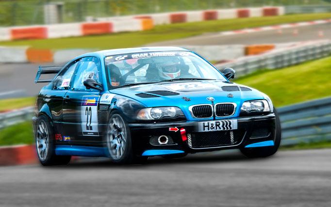 BMW M3 Spa Rennstrecke selber fahren