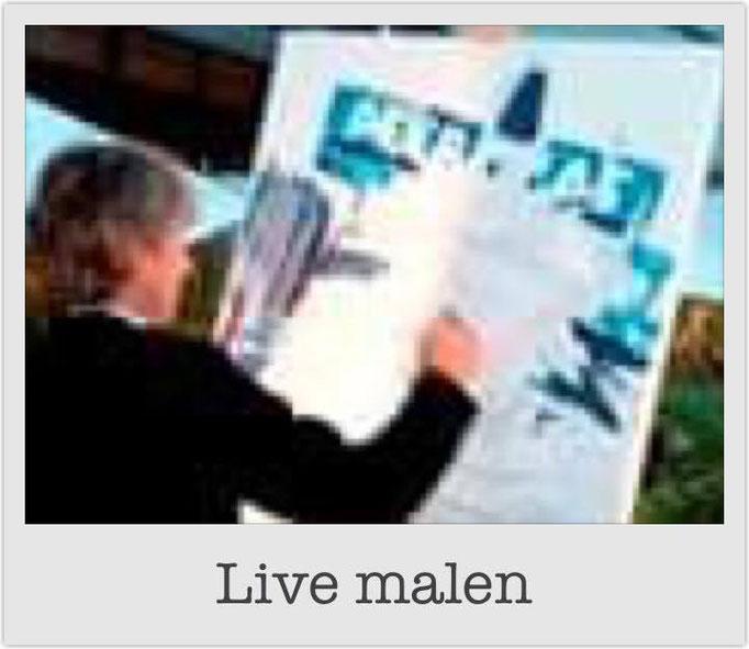 Live malen