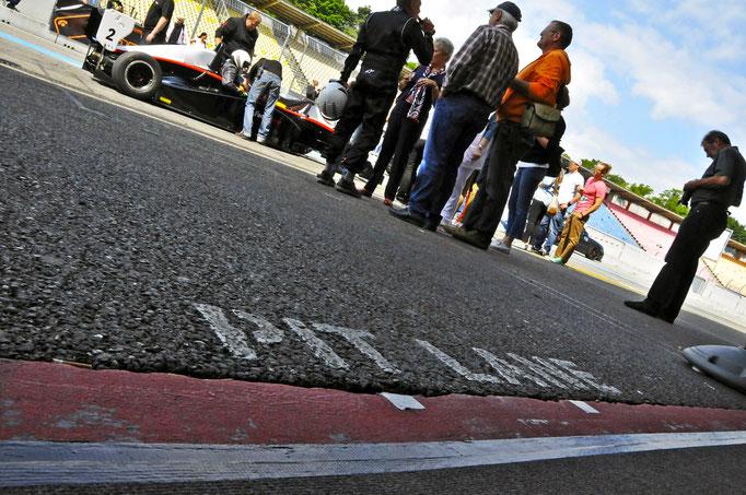 Formel Renault Renntaxi Hockenheimring