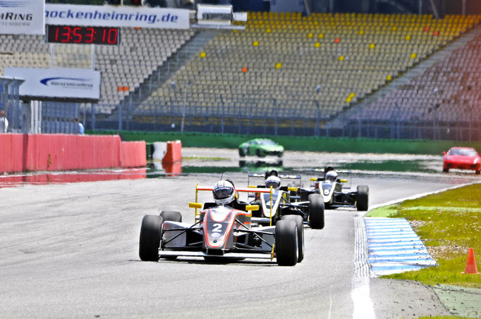 Formel ADAC selber fahren am Hockenheimring