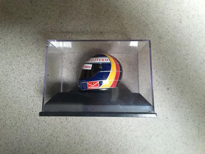 Formel 1 Helm Deko mieten