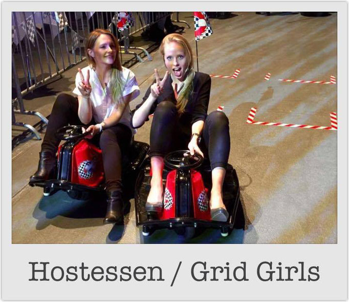 Hostessen/Grid Girls