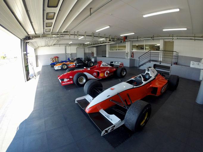 Formel 1 selber fahren Geschenk Gutschein