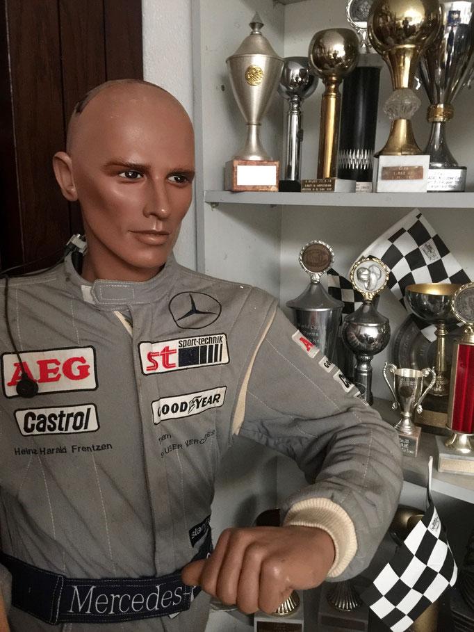 Formel 1 Rennfahrer Deko
