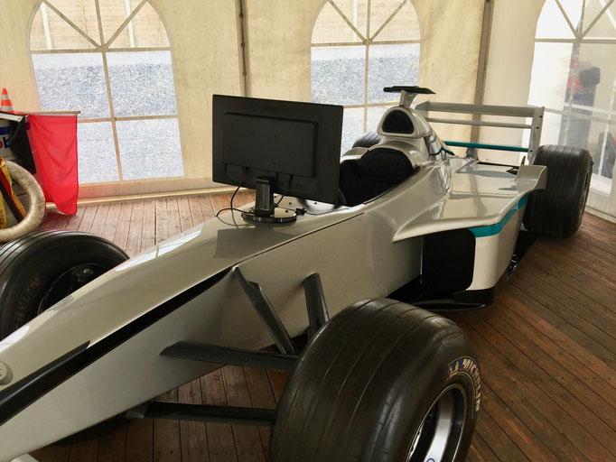prijs f1 race simulator huren