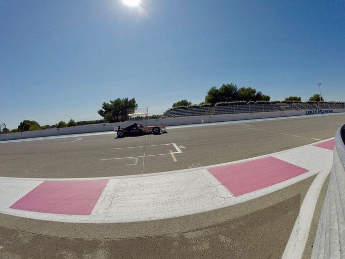 Formel 1 selber fahren Rennstrecke