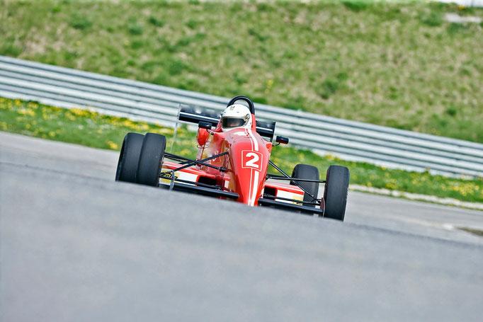 Formel Rennwagen selber fahren Österreich Melk Wachauring