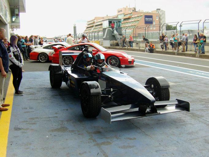 Formel selbst fahren Rennstrecke Nürburgring