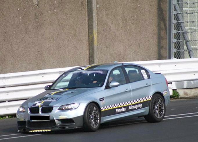 BMW M3 Nordschleife