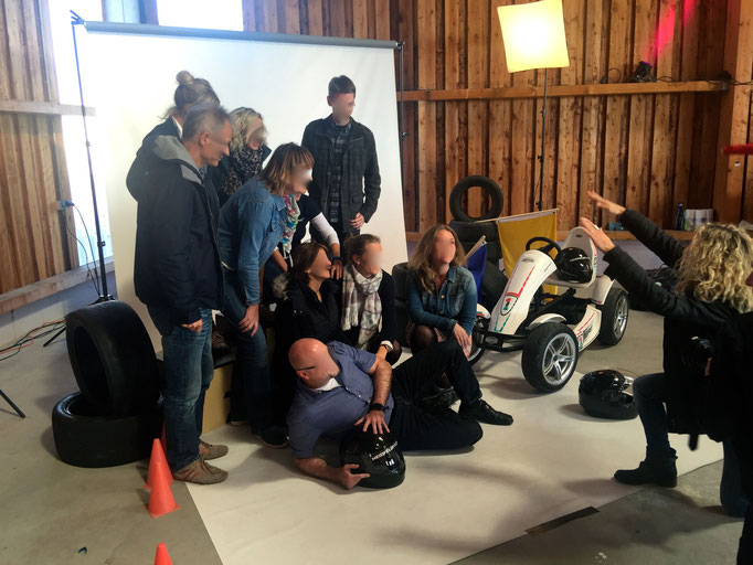 Mobile Kettcarbahn Foto Event Motorsport Modul