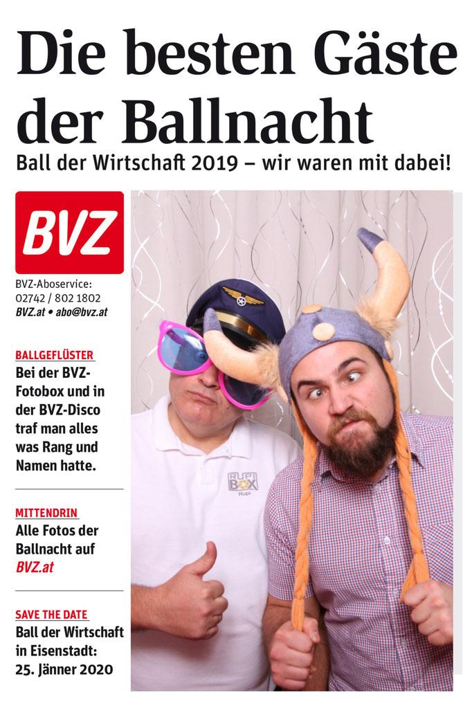 BVZ-Ball der Wirtschaft 2019