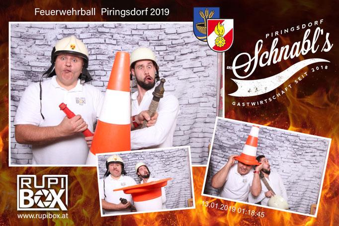Feuerwehrball Piringsdorf 2019