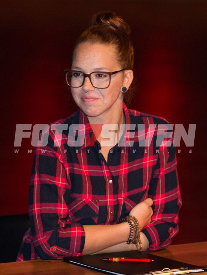 Popstars Akademie • Pressetermin • Seven • Stefanie Heinzmann