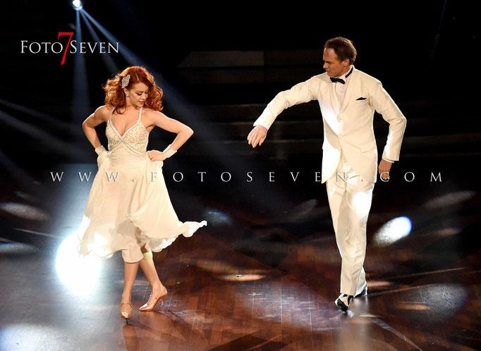 Ralf Bauer & Oana Nechiti | Lets´ Dance | Fotograf | Köln | Pervin Inan Serttas