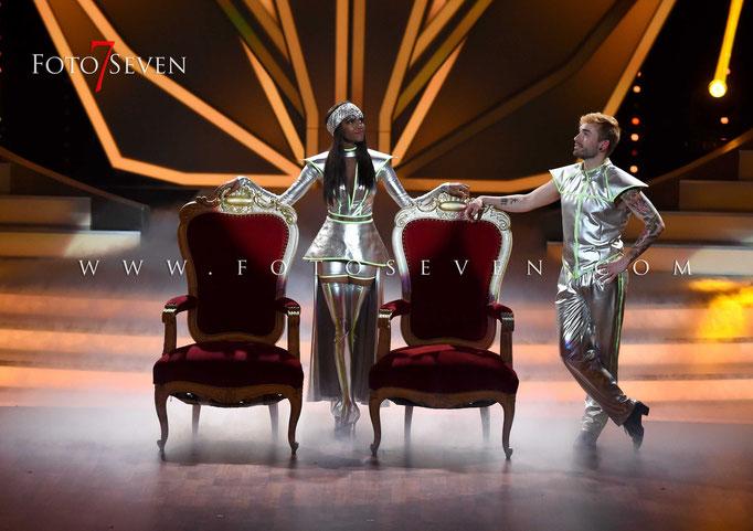 Daniel Küblböck & Otlile Mabuse | Lets´ Dance | Fotograf | Köln | Pervin Inan Serttas