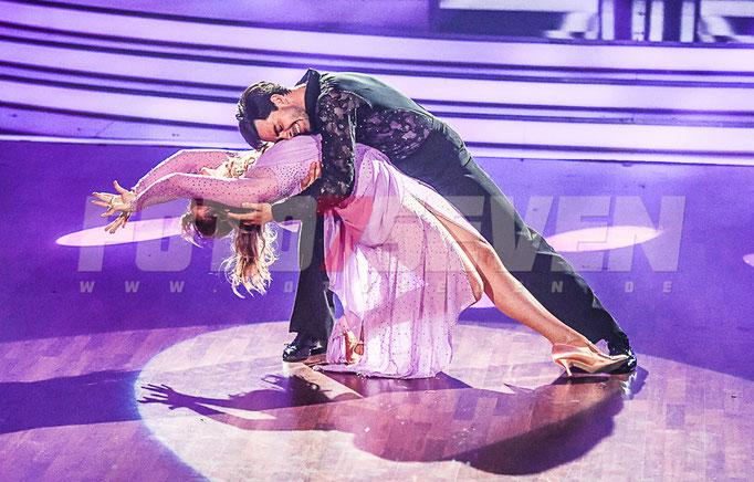 Let´s Dance • Staffel 9 • 03 Juni Finale 2016 • Silvie Meis • Sarah Lombardi • Petro Lombardi • Jana Pallaska • Victoria Swarovski • Niels Ruf • Kay One • Daniel Hartwich