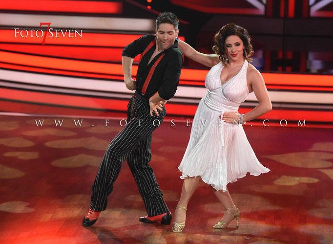 Enissa Amani & Christian Polanc | Lets´ Dance | Fotograf | Köln | Pervin Inan Serttas