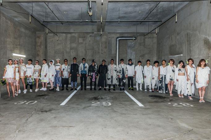 文化服装学院 オーダーメイド 生地
