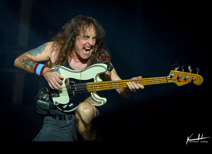 Iron Maiden | Steve Harris @ Hallenstadion Zürich