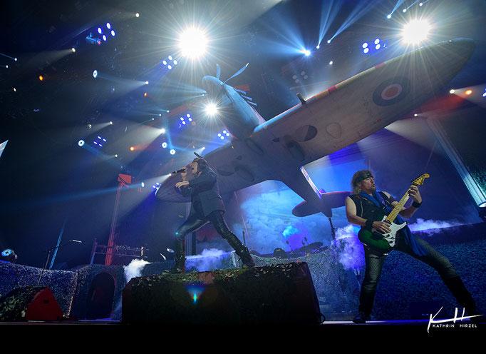 Iron Maiden @ Hallenstadion Zürich