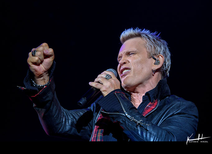 Billy Idol @ Hallenstadion Zürich