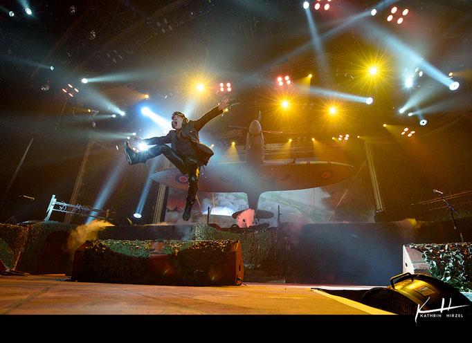 Iron Maiden | Bruce Dickinson @ Hallenstadion Zürich