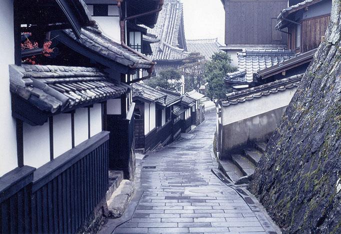 臼杵市二王座歴史の道
