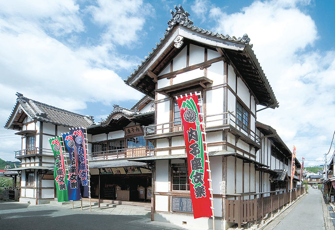 内子町内子座(国指定重要文化財)