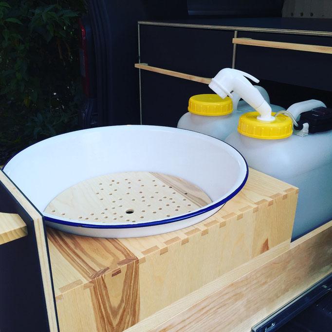 Küchenmodul VW Bus