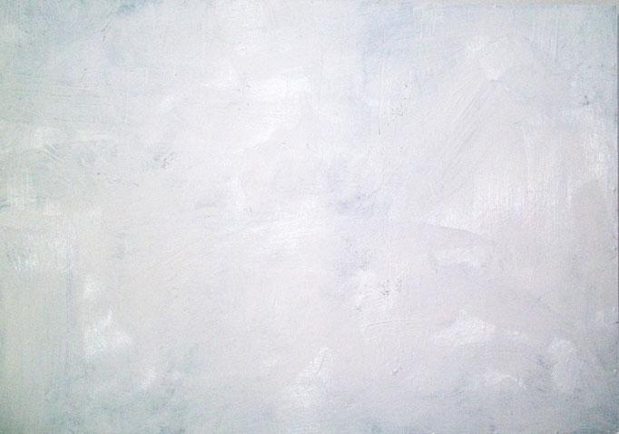 """""""o.T."""", Öl auf Holz, 70x100x5cm, 2015"""