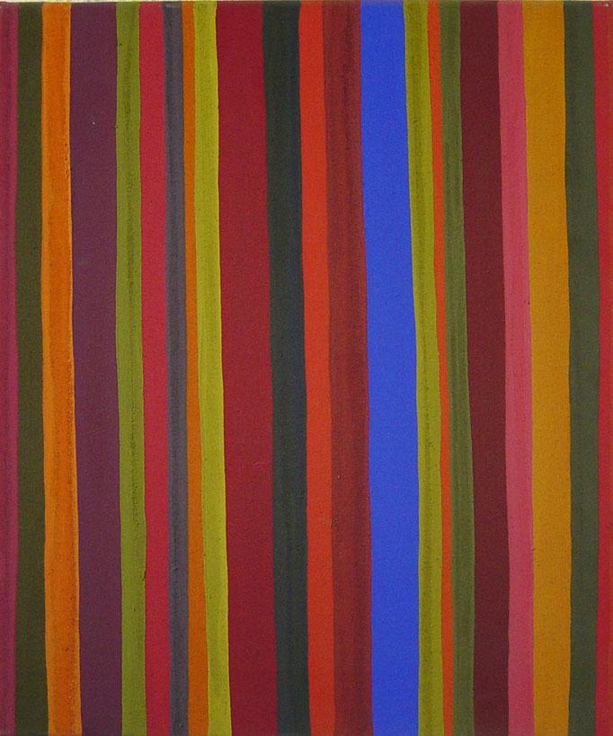 """""""o.T."""", 50x60cm, Acryl auf Molino, 1990"""