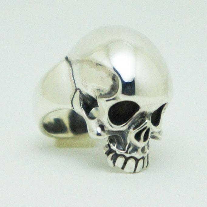 captain skull ring ¥24,800
