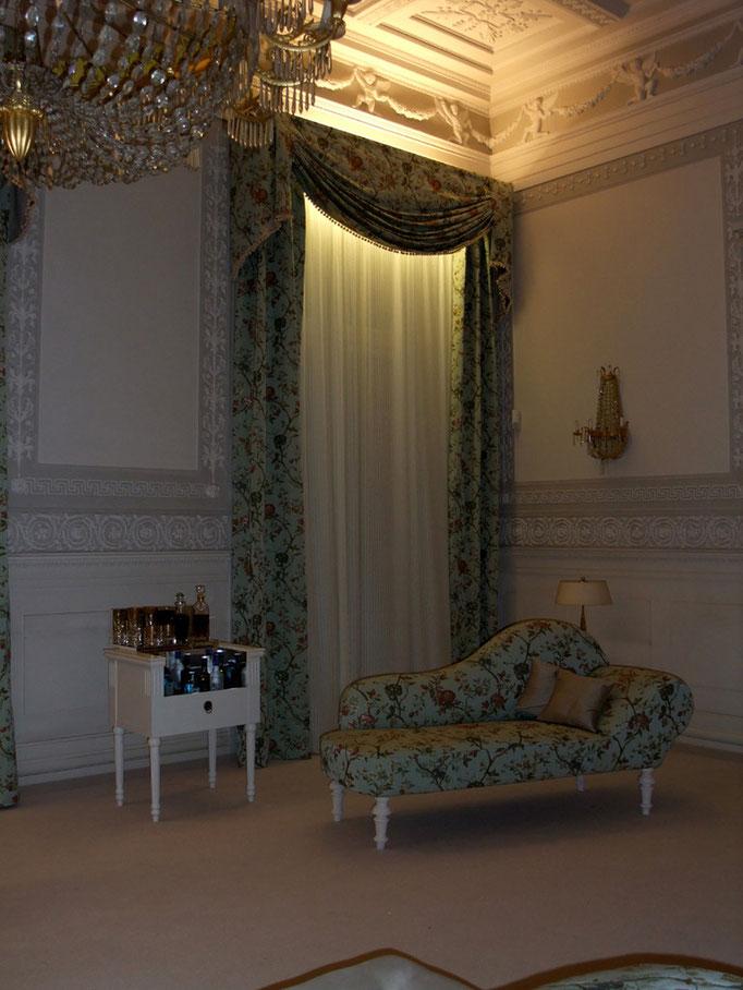 Kulisse Hotelzimmer Rubbeldiekatz