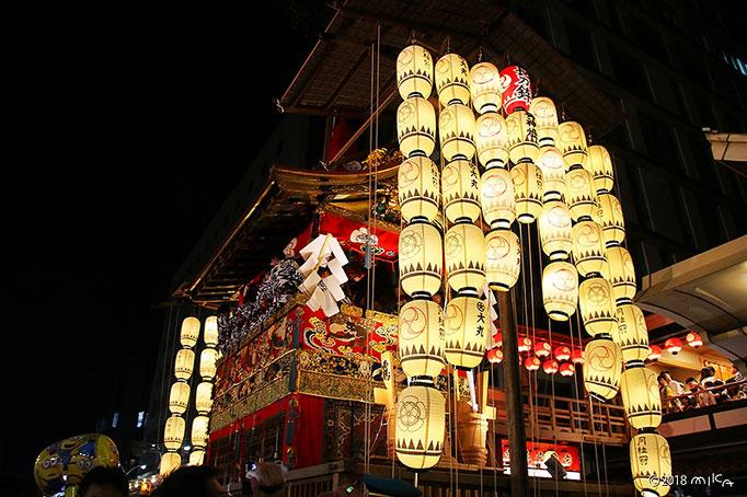 長刀鉾(前祭宵山)
