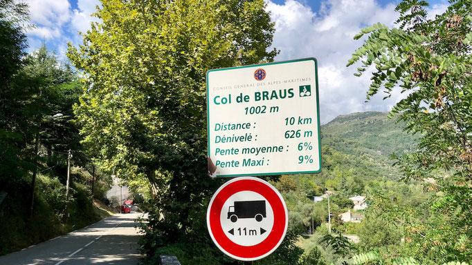 Col de Braus
