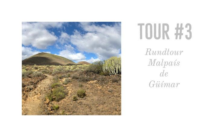Wanderung durch das Naturschutzgebiet Malpais de Güimar