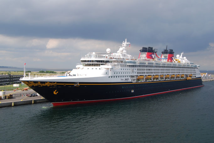 Die Disney Magic in Kopenhagen