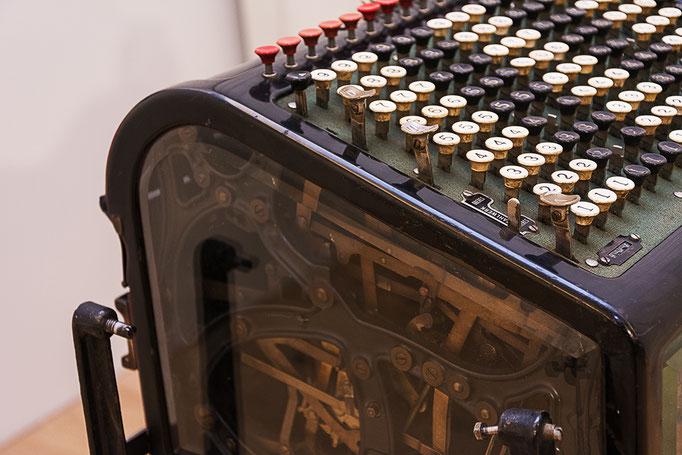 Buchungsmaschine Burroughs
