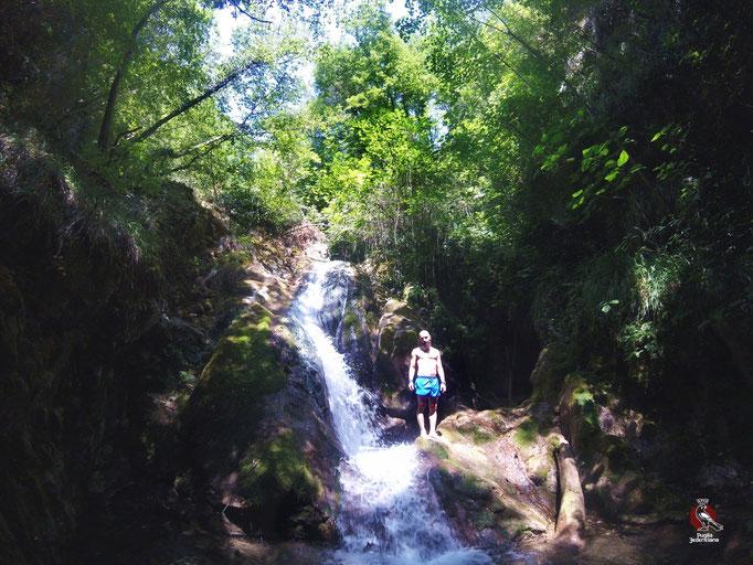 Cascata sentiero n.4