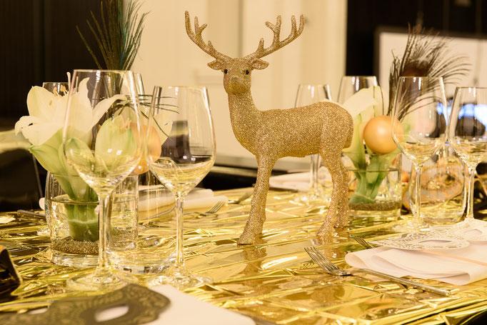 Eventlocation, Weihnachtsfeier, Firmenfeier im Trend Studio & Loft
