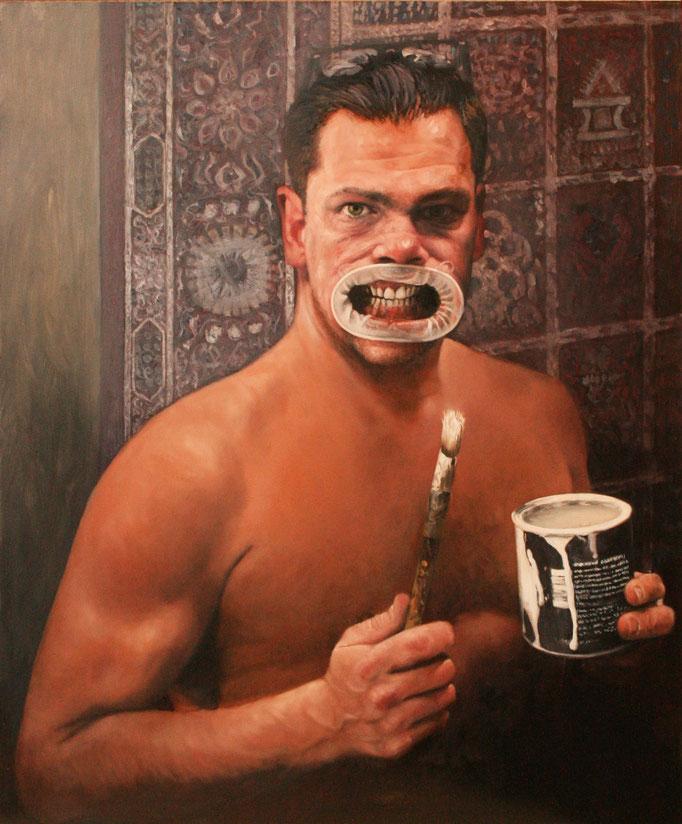 Zelfportret: perfict white