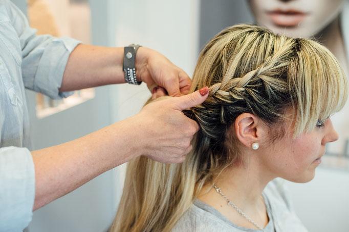 Hairlich Ihr Friseur Cuxhaven Altenbruch - Flechtfrisur