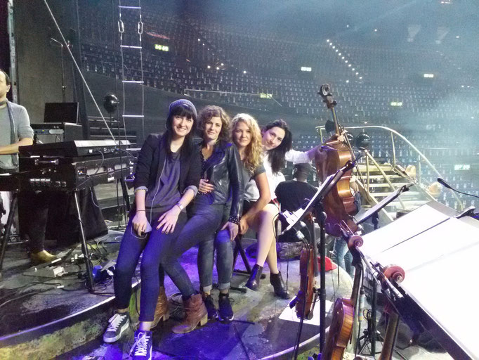 Arena Tournee Helene Fischer // 2014