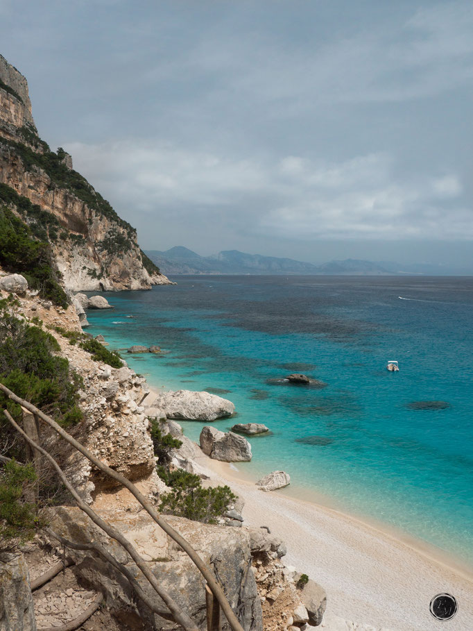 Sardinien Cala Goloritze
