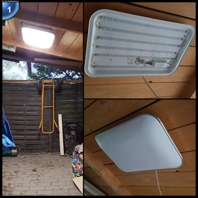 Wandlampe Wohnzimmer, bewertung: sailun 48w led deckenleuchte - kim bottenhorn, Design ideen