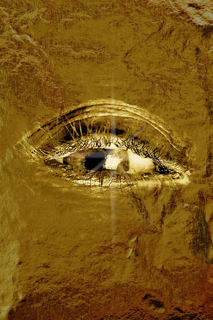Lensbix Kontaktlinsenbehälter Aktuelles Weihnachten Goldeneye