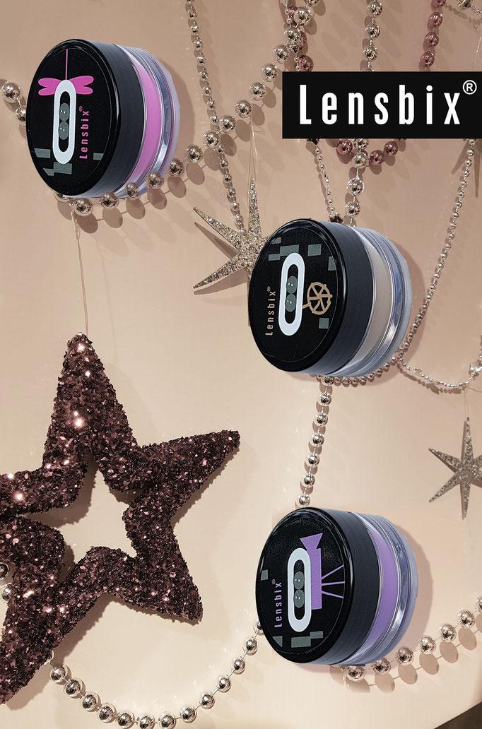 Lensbix Kontaktlinsenbehälter Aktuelles Weihnachten Dekoketten